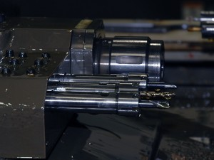 Swiss Screw Part Machine